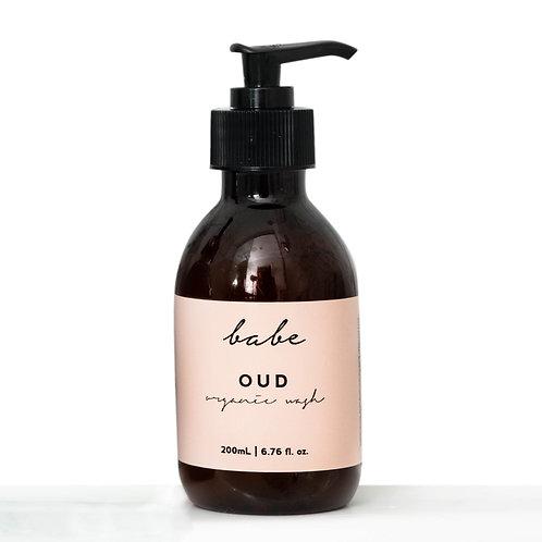 OUD Organic Soap