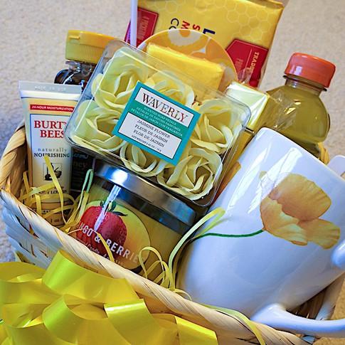 Cheer Up Gift Basket