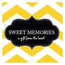 Sweet memories gift shop logo