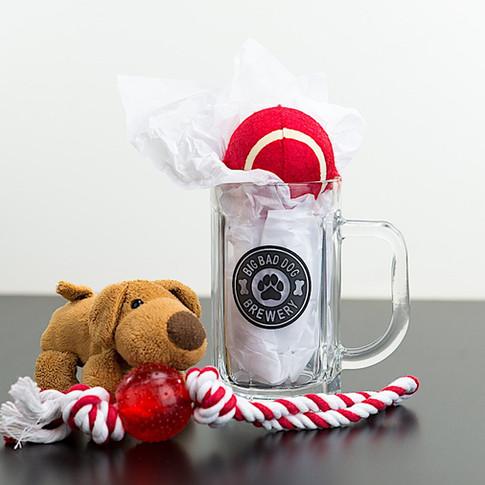 Dog Toys & Mug