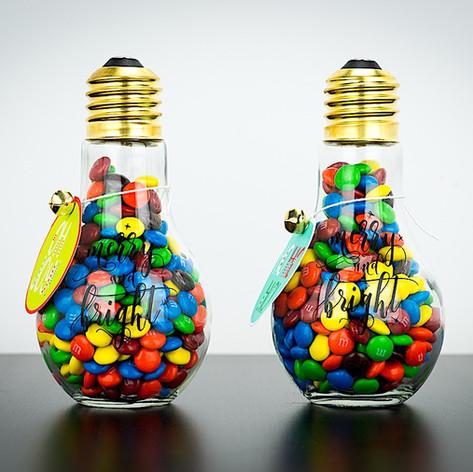 M&M Lightbulbs