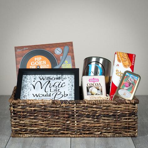 Gift Basket - Music Lover