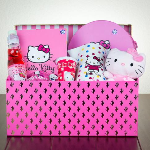 Hello Kitty Basket