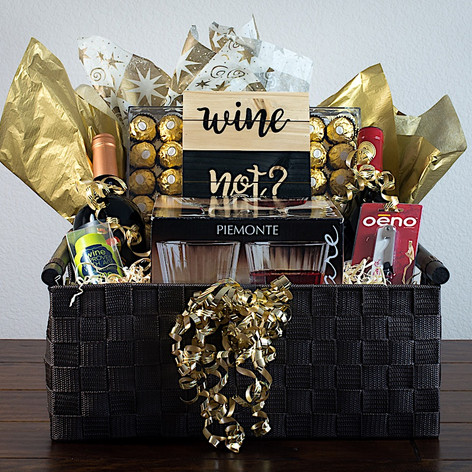 ​Wine Not Gift Basket