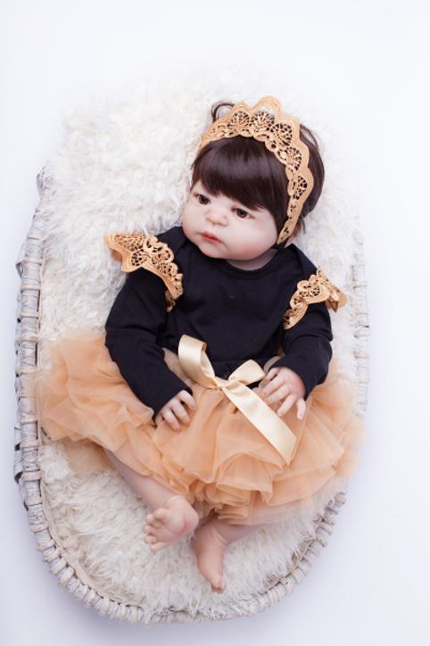 Isabele -Boneca Reborn-
