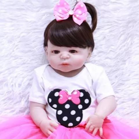 Maria -Boneca Reborn-