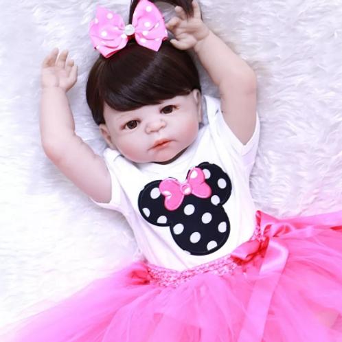 Bella -Boneca Reborn-