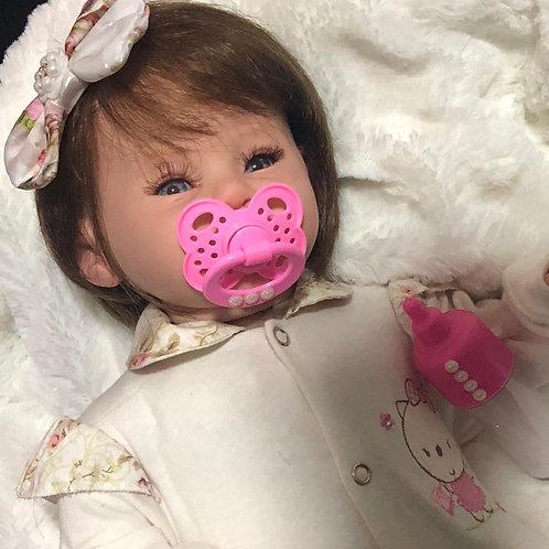 Aline -Boneca Reborn-