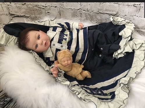 Theo -Boneca Reborn-