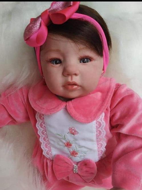 Carla -Boneca Reborn
