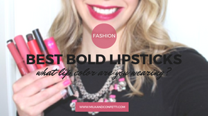 an exclusive guide to best bold lipsticks for the glam look without breaking your bank