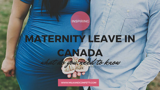 What to know about maternity leave in Canada and all the child tax benefits you can advantage of