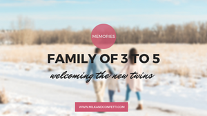 family of 3 to 5