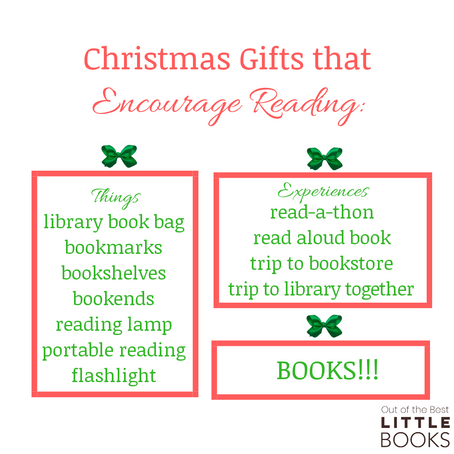 Gifts that Encourage Reading