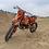 """Thumbnail: Светодиодная фара """"Ильич"""" на AVANTIS KTM EXC EXC TPI/EXF/SIX DAYS /TPI 2014-2016"""