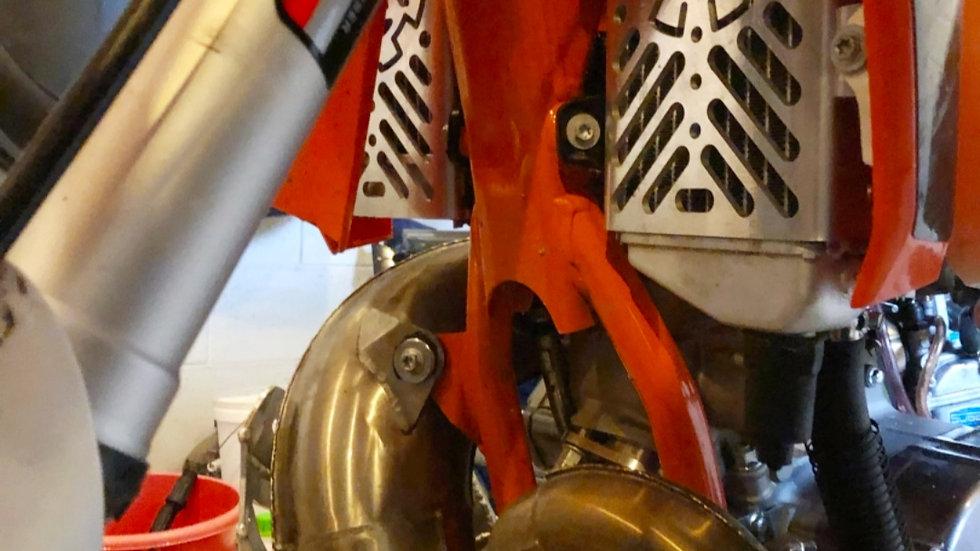 Защита радиаторов KTM/Husqvarna Avantis GR7 GR8