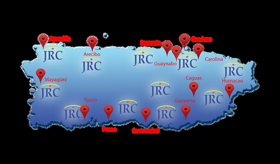 Mapa de JRC Actualizado 2016 TRANSPARENT