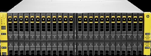 HPE StoreServ 8200 2-Node 62.4TB Storage Array
