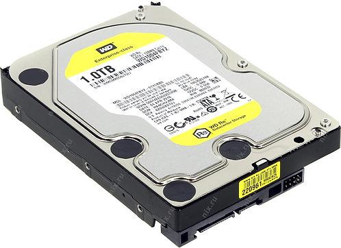 WD1004FBYZ SATA WD 1TB (7200rpm)RE,64MB,6Gb/s Hard Drive