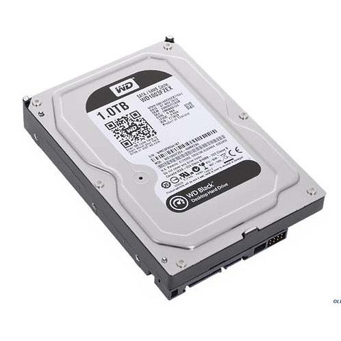 WD1003FZEX SATA WD 1TB (7200rpm)BLACK,64MB,6Gb/s Hard Drive
