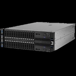 Lenovo System x3650 M5 8C E5-2620v4 2.1GHz 32GB 2x 2TB M5210 Server Bundle