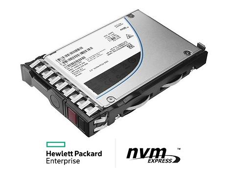 "875587-B21 HPE 480G NVME x4 RI SFF 2.5"" SCN SSD 3YR NBD"