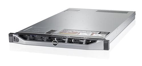 DELL Poweredge R620 Rack Server (4BAY)