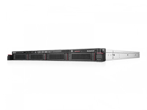 Lenovo ThinkServer RD350 2P E5-2620 v3 2.4GHz 6C 32GB 4 x 1TB