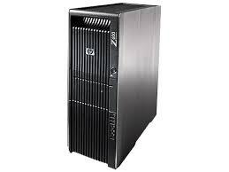 HP Z600 Workstation Tower