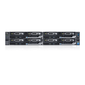 Dell PowerEdge FX2S With 4x FC630 2x E5-2620v4 128GB 2x16GB SD Bundle