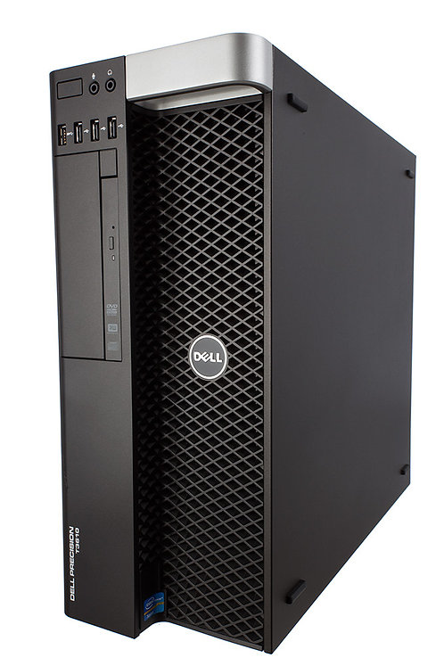 DELL Precision T3610 Quad Core Workstation