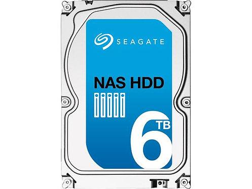 ST6000VN0021 SEAGATE NAS HDD 6TB SATA 6Gb/s NCQ 128 MB Cache