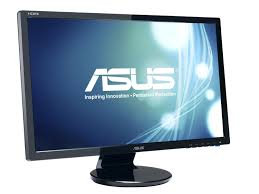 NEW ASUS VE247H 24-Inch Full-HD LED Backlight LCD Monitor