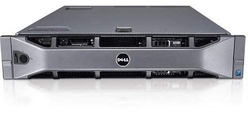 DELL Poweredge R720 2U Server(8 HDD)