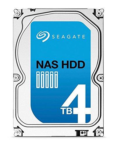 ST4000VN000 Seagate NAS HDD 4TB SATA 6GB NCQ 64 MB Cache