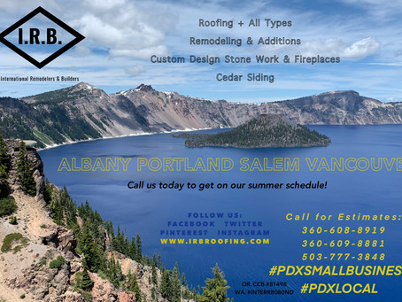 Crater Lake Flyer