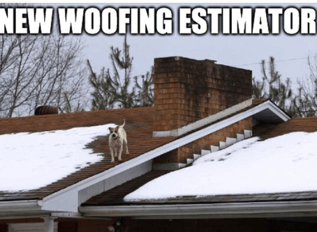 Do you need a woofing estimate?