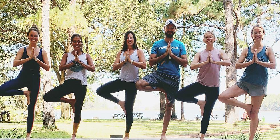 Gentle Yoga @ Eden Gardens State Park