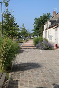 Village-rue, Mareau-aux-Prés (45)