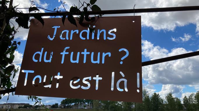 Jardins du futur ?