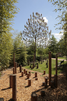Parc Saint Fiacre  ZAC du Larry, Olivet (45)