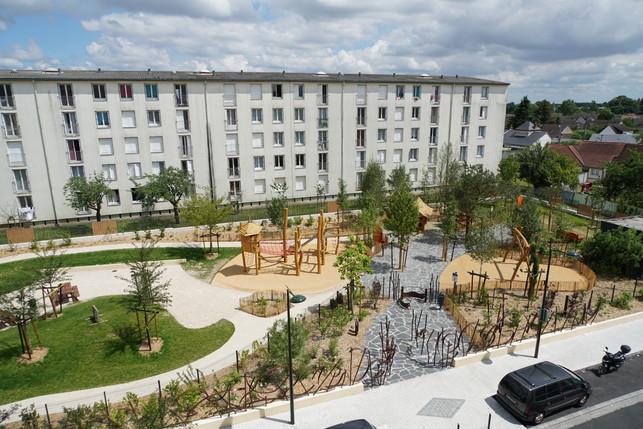 Jardin d'Alice, Orléans (45)