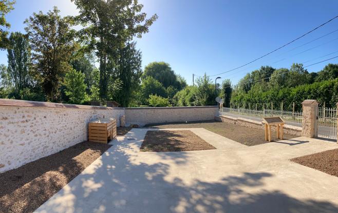 Jardin pédagogique Olivier Striblen
