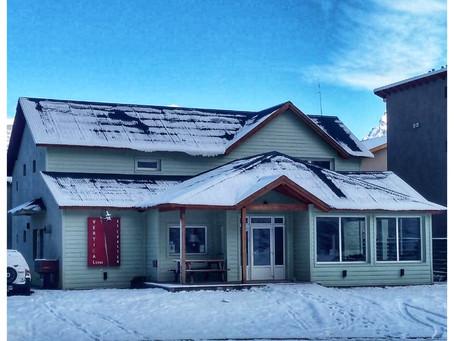 Primeras nevadas en Chalten