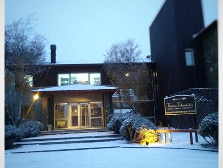 Primer nevada en Clafate