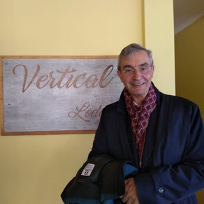 Nos visito Nelson Castro
