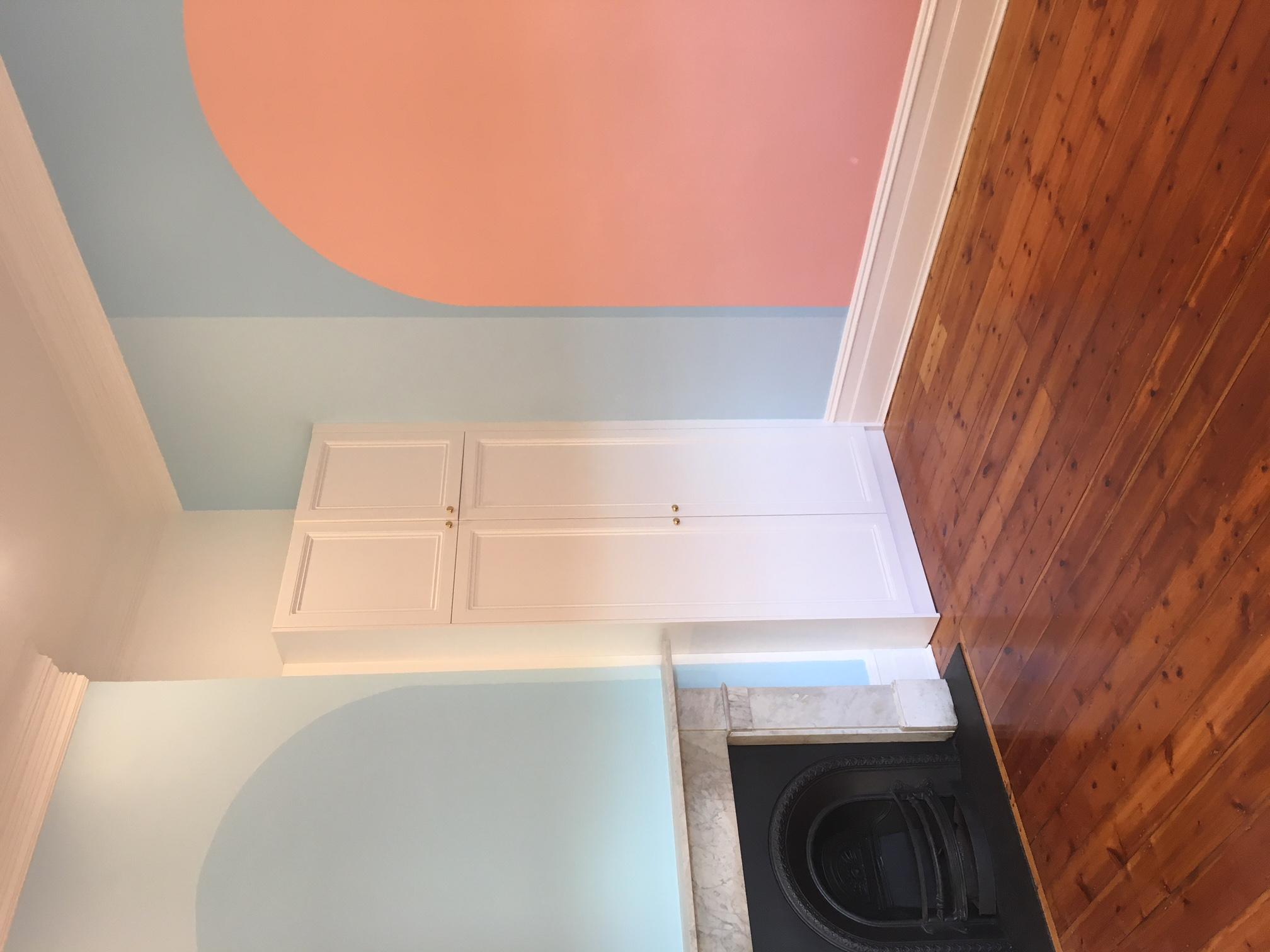 Kids Bedroom - Feature Wall