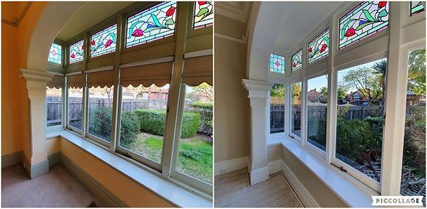 Bay Window - Before & After - Elsternwic