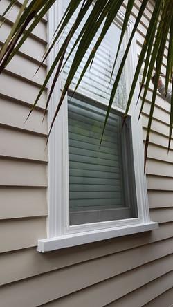 Exterior Window after Restoration