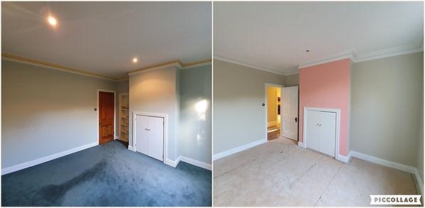 Feature Wall Kids Room - Elsternwick - B